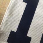 野球で初背番号