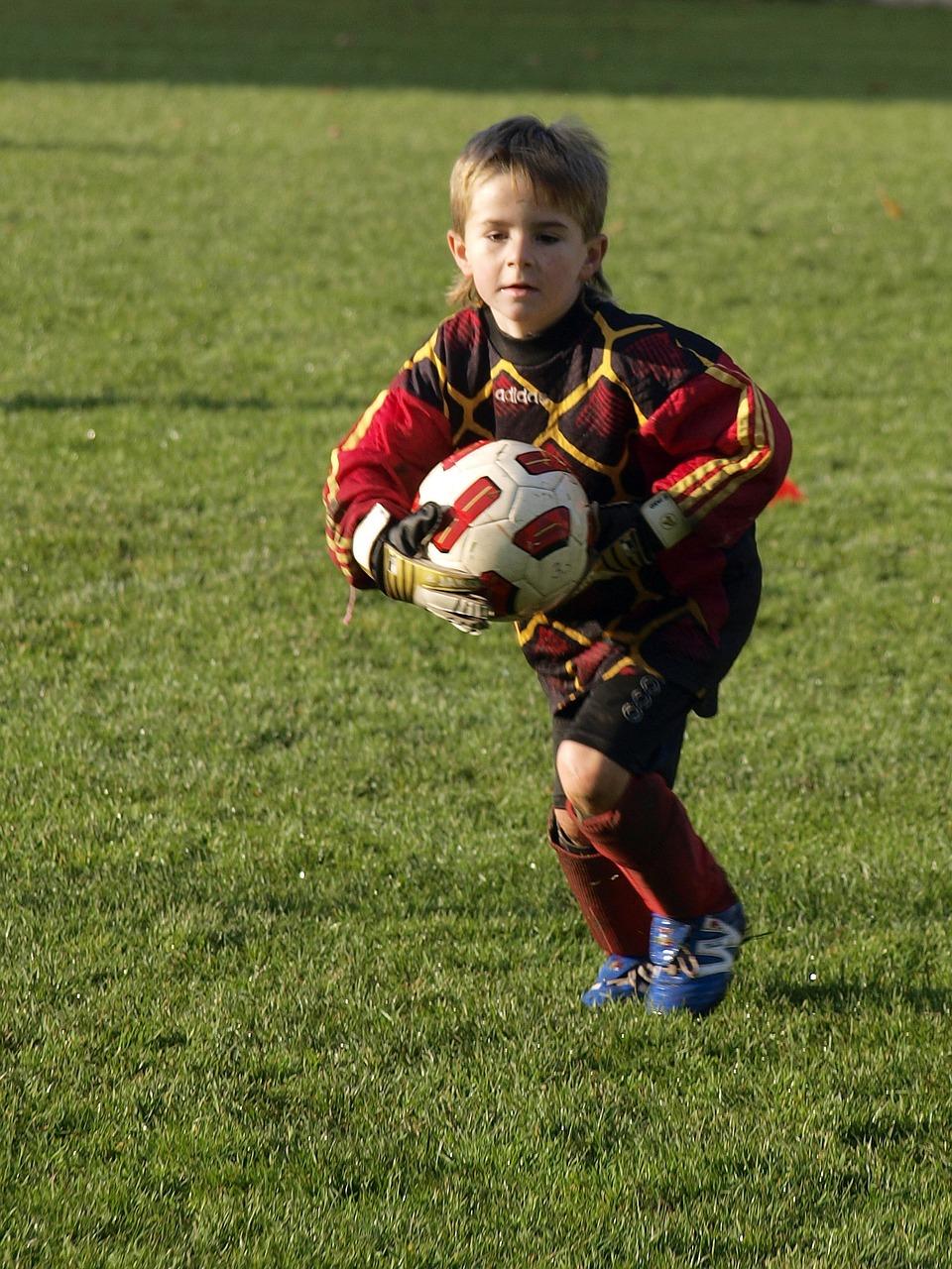 キッズサッカーとジュニアサッカー
