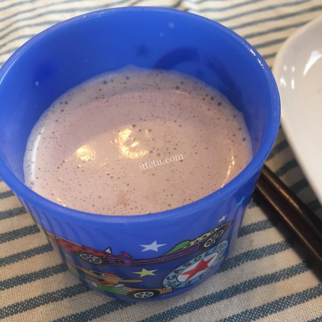 ロート製薬セノビックいちごミルク味