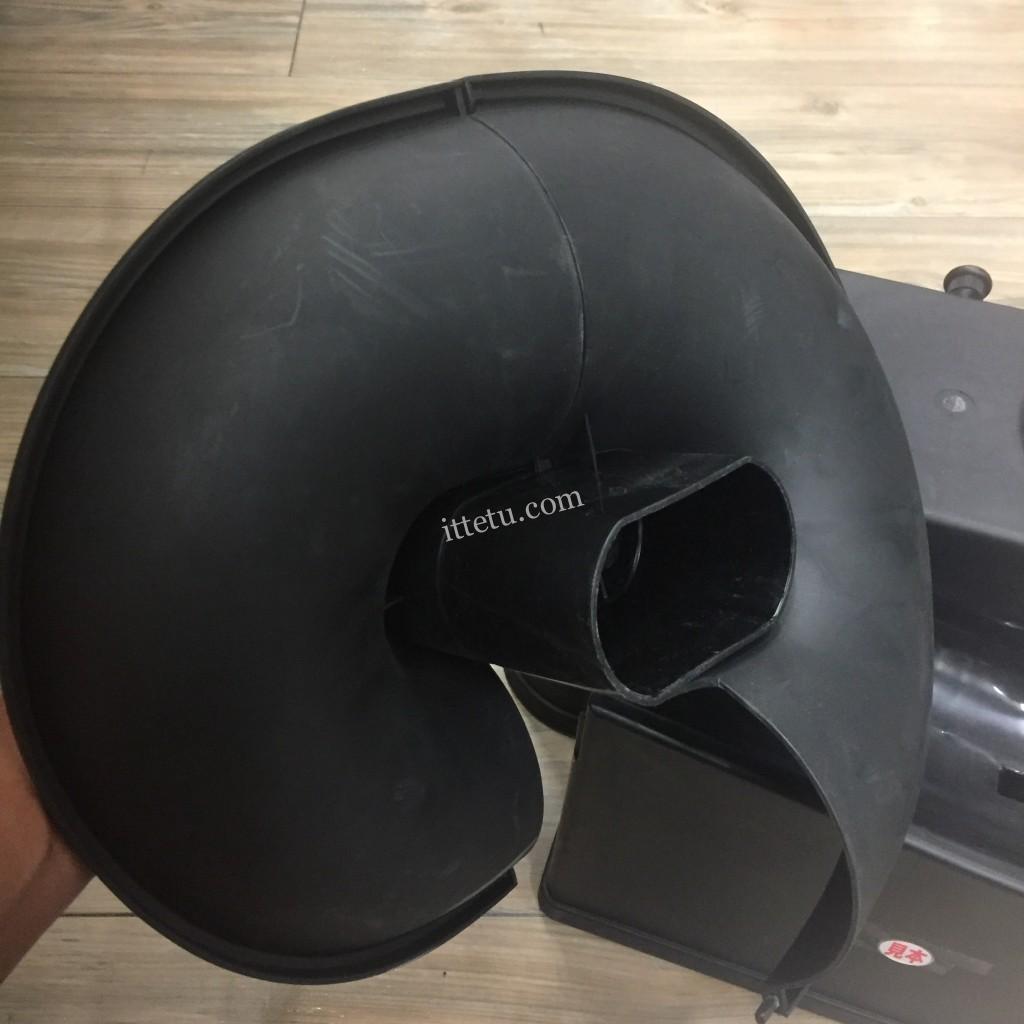 Promark(プロマーク) バッティングトレーナートス対面2 HT-89レールつなぎ手画像